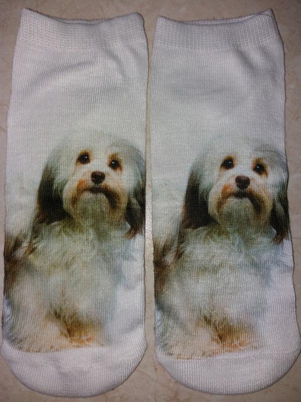 Короткие 3-д носочки - Фото 2