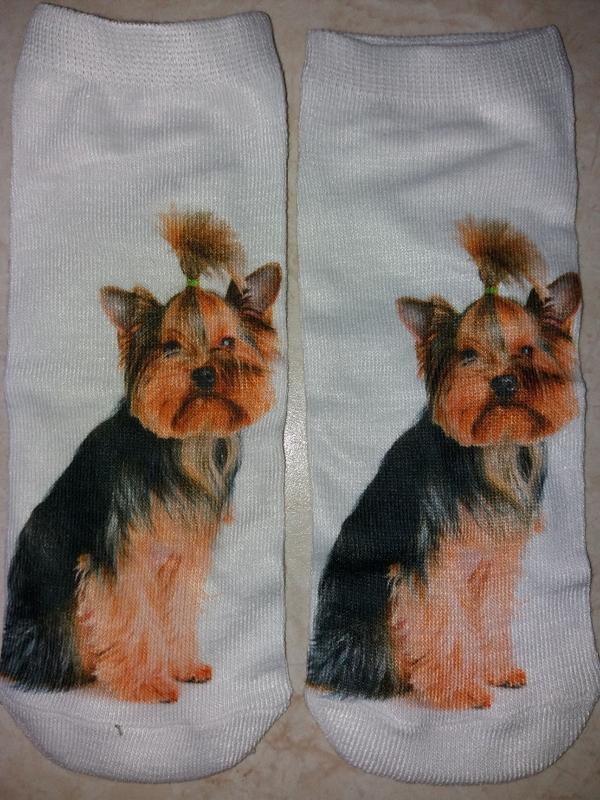 Короткие 3-д носочки - Фото 5