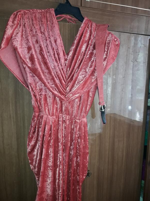 Нарядное платье 46-48 размер - Фото 2