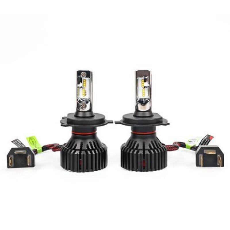 Автомобильные Лед LED лампочки CarEx Н4,Н7,Н1,Н11,Н1