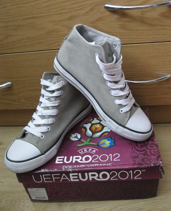 Высокие Кеди 39 р Euro - 2012 унисекс