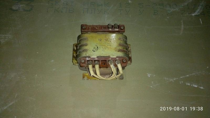 Трансформатор понижающий 220    14/14   1 кВ