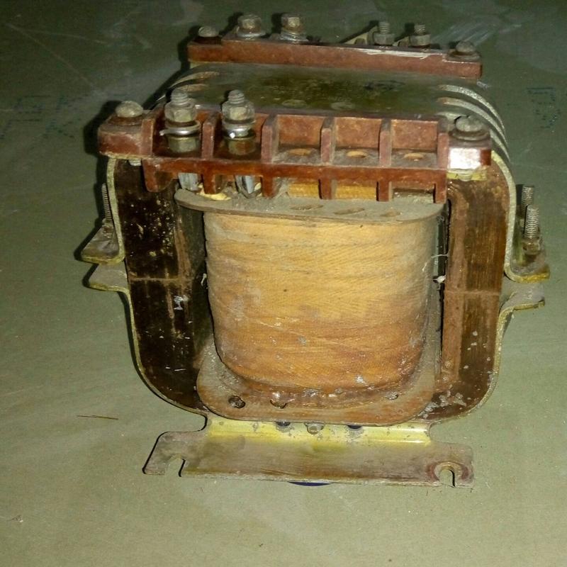 Трансформатор понижающий 220    14/14   1 кВ - Фото 3
