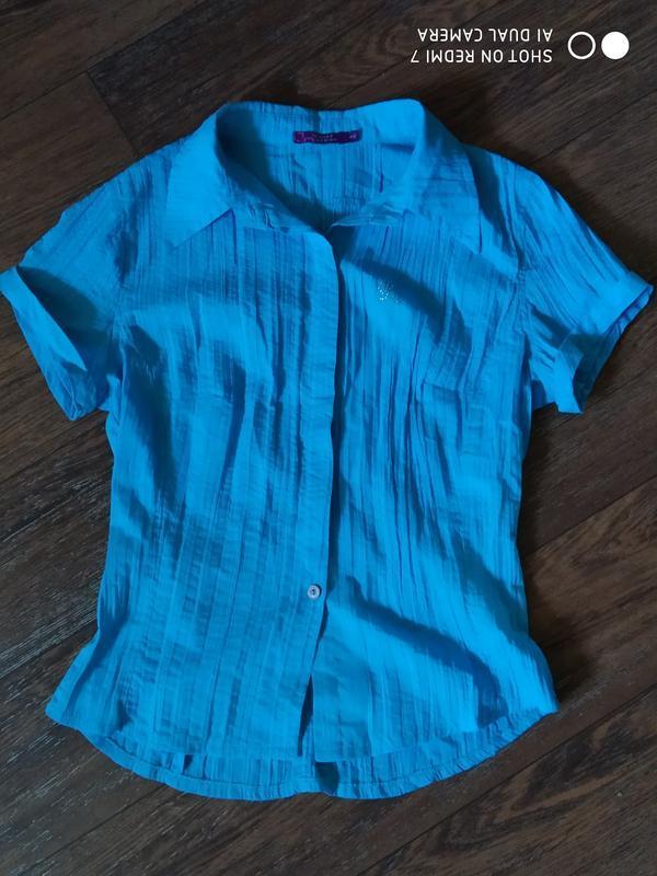 Брендовая блузка рубашка.