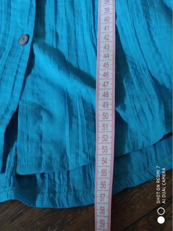 Брендовая блузка рубашка. - Фото 6