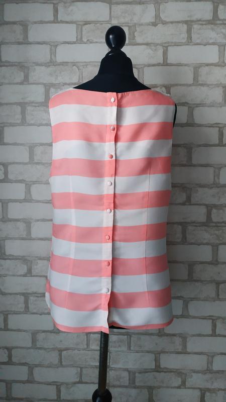 Натуральная, нежная блуза - Фото 3