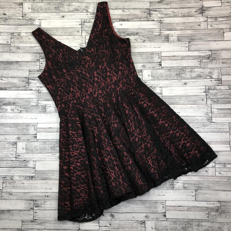 Красивое кружевное платье, беби долл, нарядное