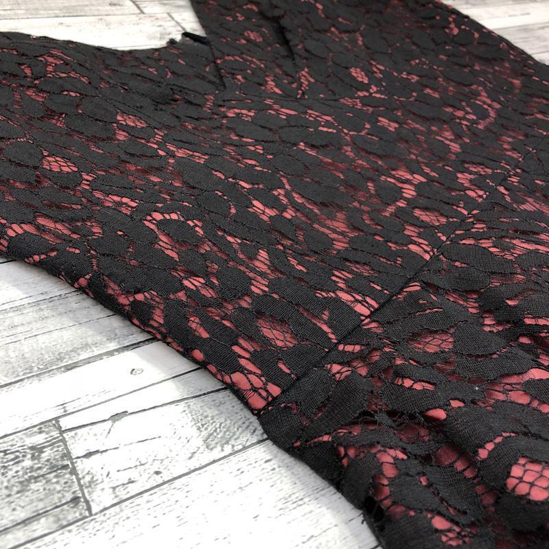 Красивое кружевное платье, беби долл, нарядное - Фото 3