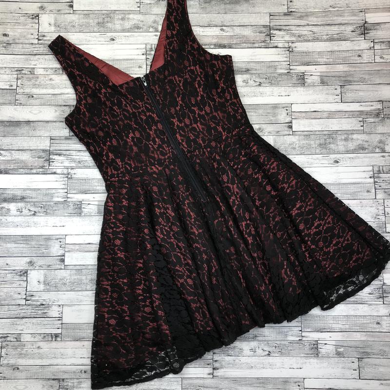 Красивое кружевное платье, беби долл, нарядное - Фото 5