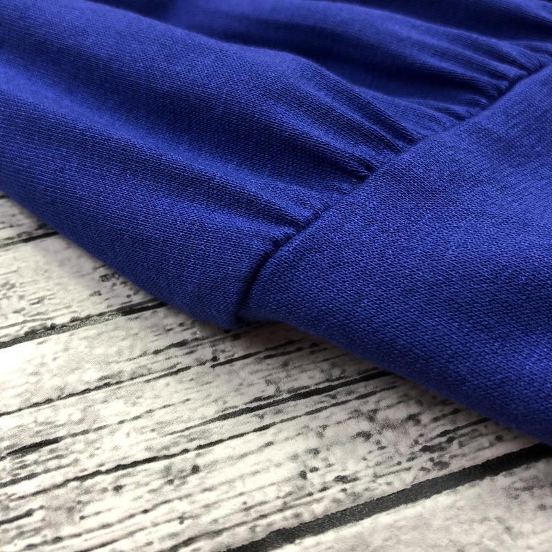 Летнее трикотажное платье сарафан из вискозы - Фото 4