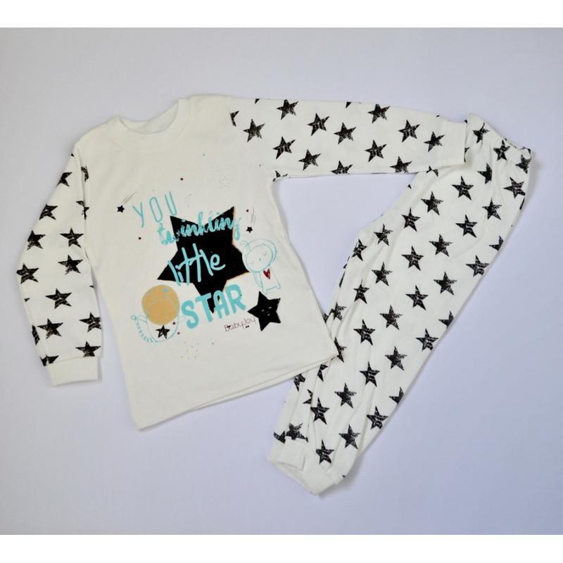 Пижама для мальчика в размерах