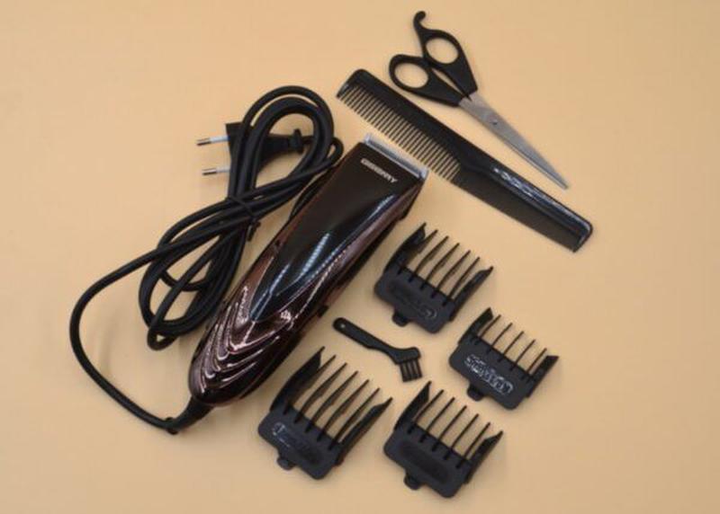 Профессиональная машинка для стрижки волос Geemy - Фото 4