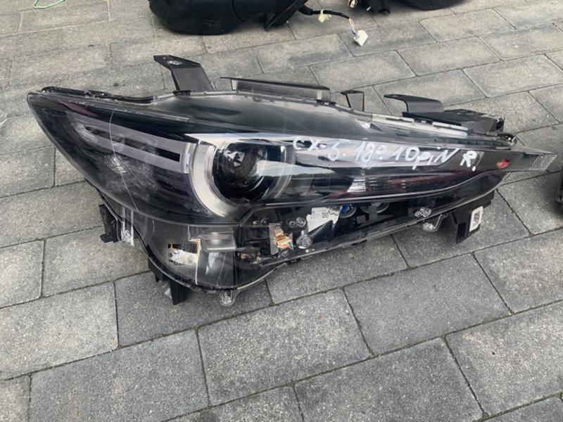 Фара оптика передняя ЛЕД LED Mazda CX-5 CX 5 2017