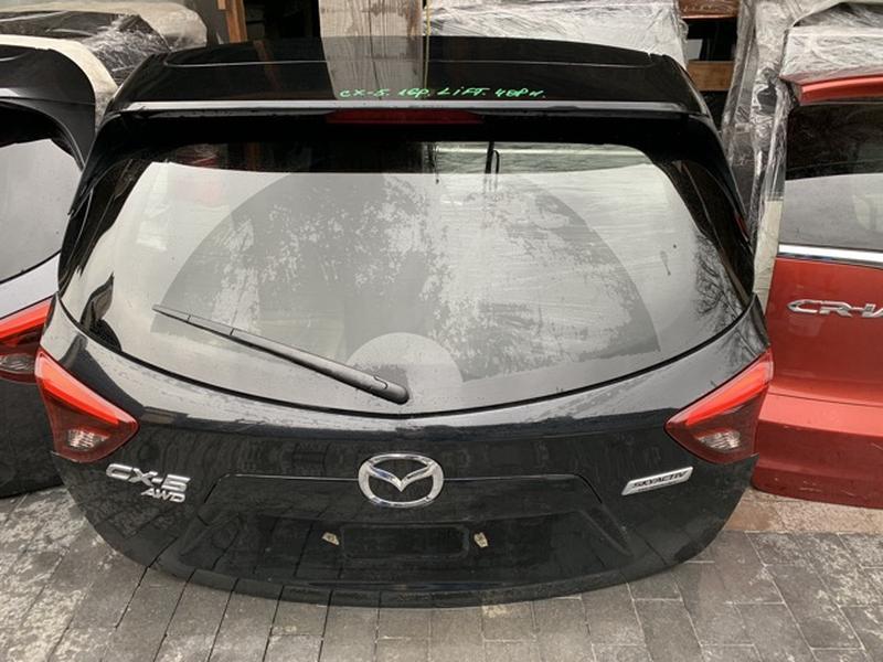 Крышка багажника дверь задняя Mazda CX-5 Мазда СХ 5 2016