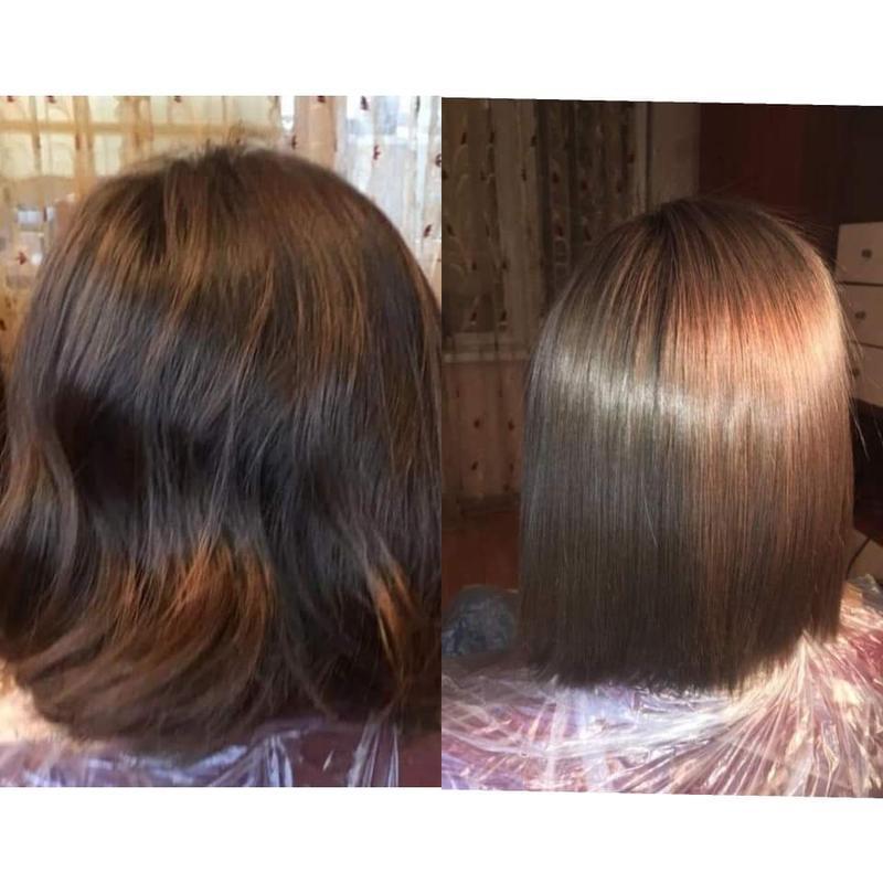 Ботокс, кератин, нанопластика, биопластика для волос