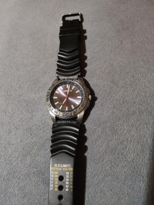 Часы спортивные Ascot водонепроницаемые