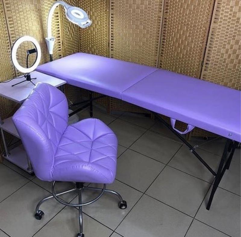 Кушетка массажный стол. набор 3в1. производитель отправка.