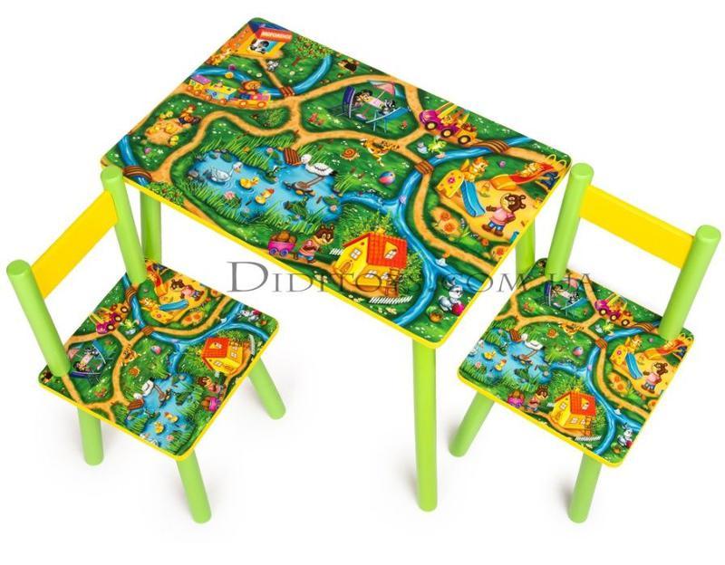 Детский столик Городок ( варианты) Оригинал