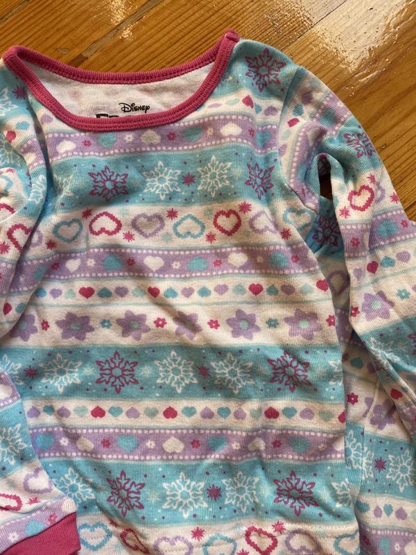 Детская пижама для девочки 3т - Фото 2