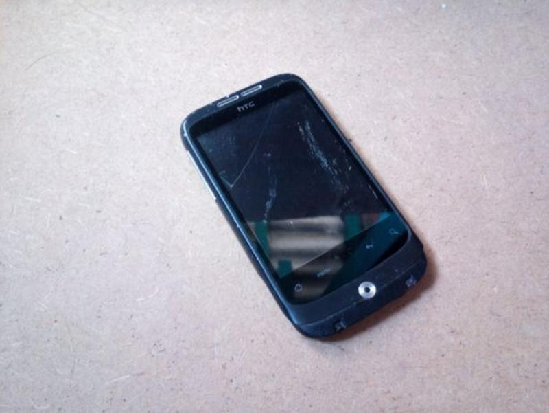 HTC Wildfire (A3333) на запчасти