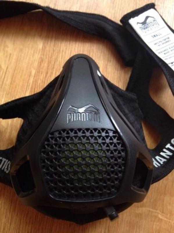 Тренировочная маска для бега Phantom Training Mask - Фото 2