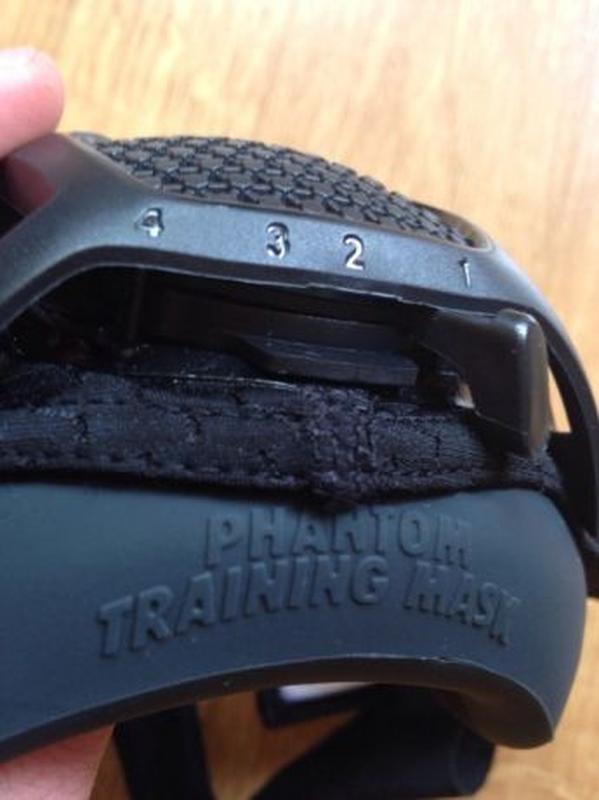 Тренировочная маска для бега Phantom Training Mask - Фото 3