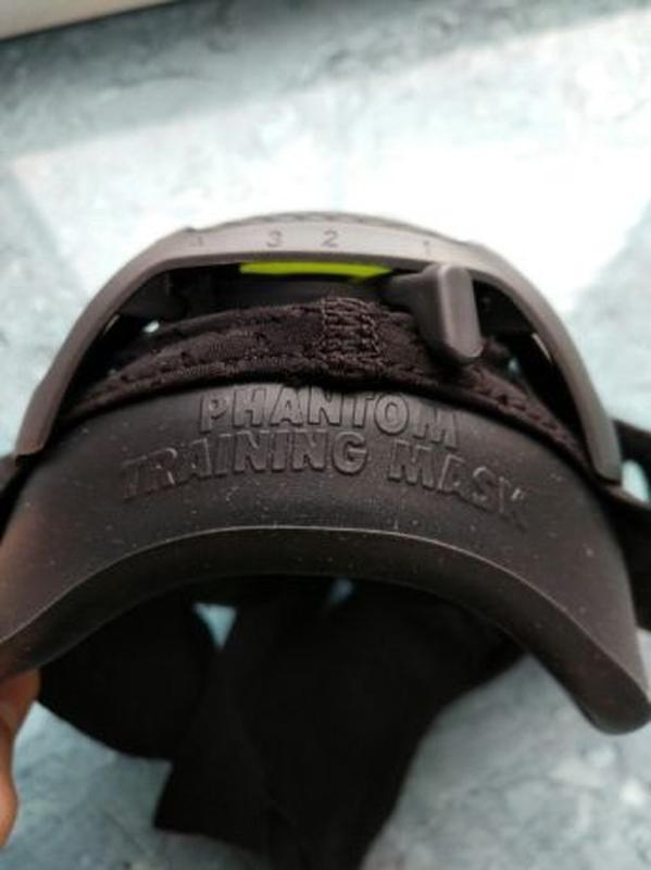 Тренировочная маска для бега Phantom Training Mask - Фото 7