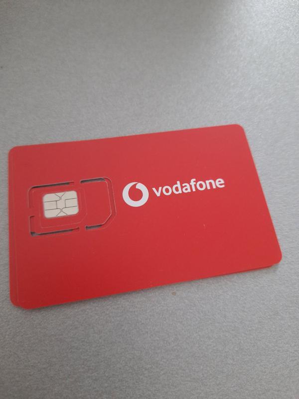 Золотой номер Vodafone МТС 95 88888 92