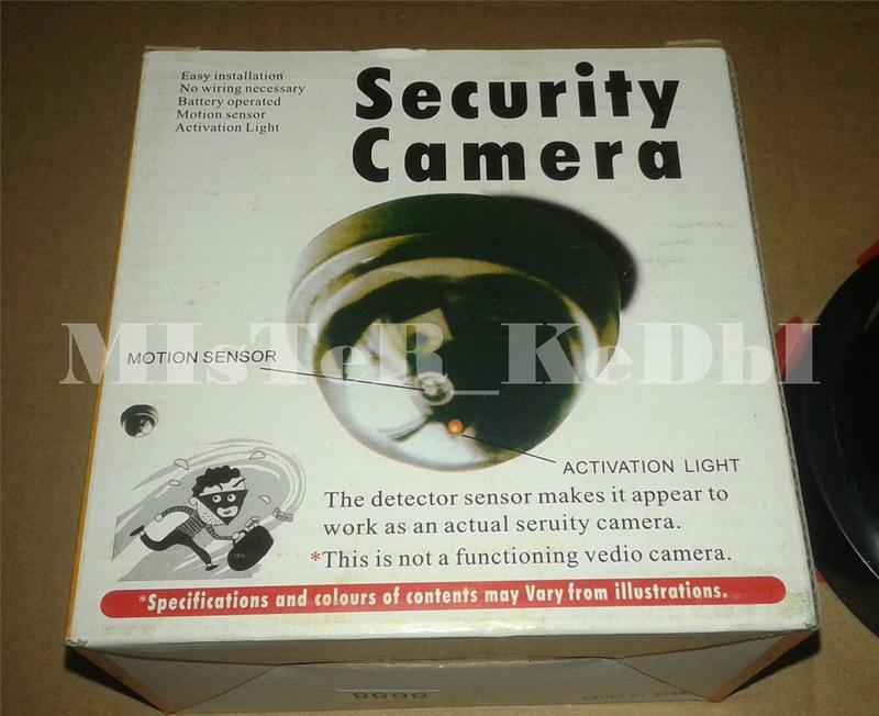 Муляж камеры камера обманка , имитация камеры CAMERA DUMMY BALL