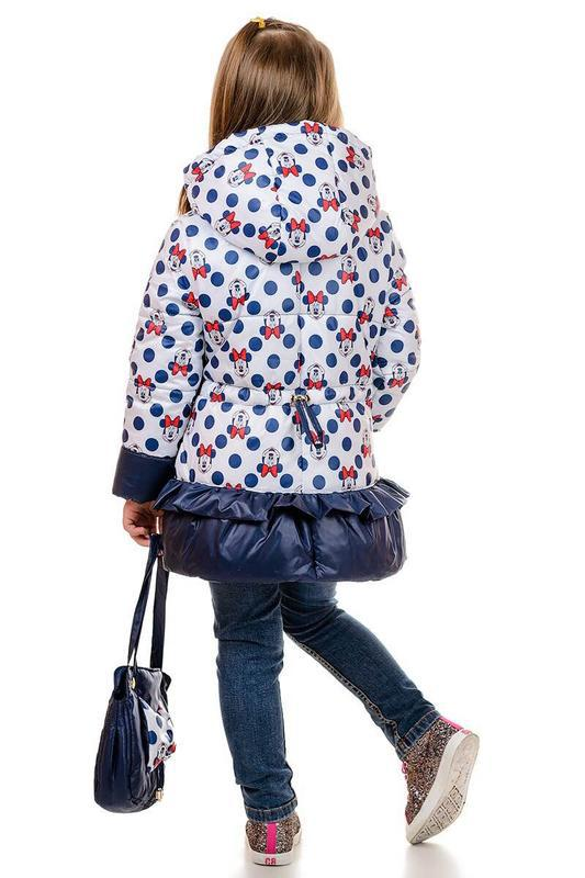 "♥ куртка ""минни"" в комплекте с сумочкой - весна/осень  ♥ - Фото 7"