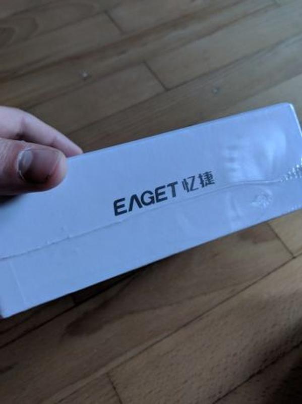 Внешний жесткий диск EAGET G60 500GB USB 3.0 - Фото 2
