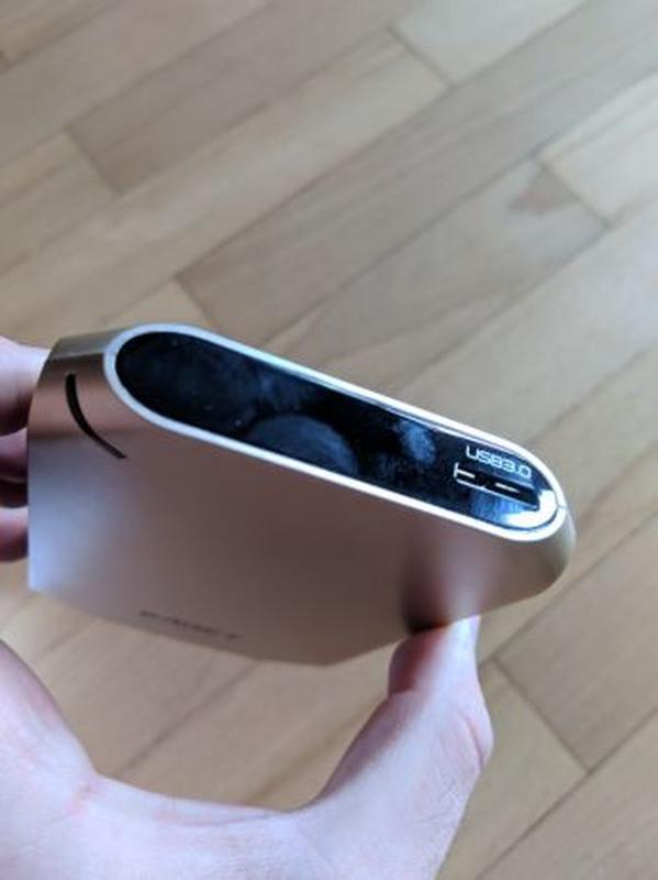 Внешний жесткий диск EAGET G60 500GB USB 3.0 - Фото 6