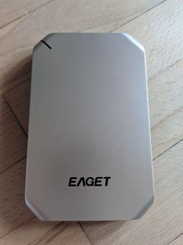 Внешний жесткий диск EAGET G60 500GB USB 3.0 - Фото 8