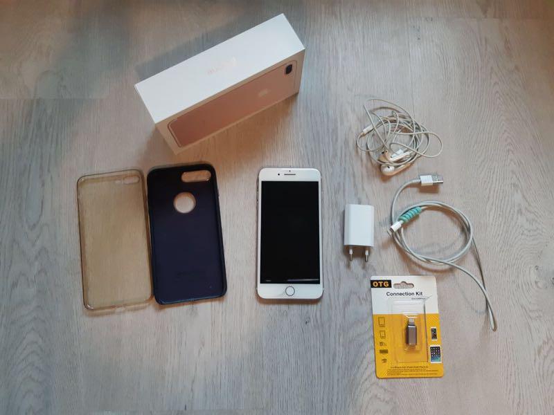 IPhone 7 Plus 128 gb Rose Gold - Фото 2