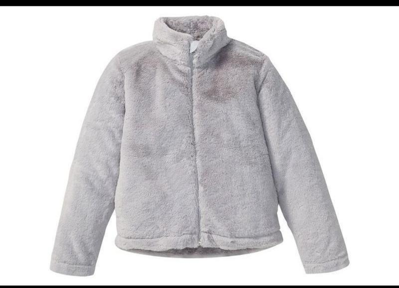 Тепленькая плюшевая куртка шубка от немецкого бренда pepperts ... - Фото 2