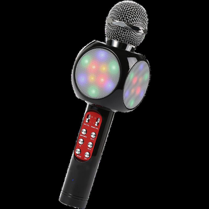 Оригинальный караоке микрофон WSTER WS-1816 - Фото 2