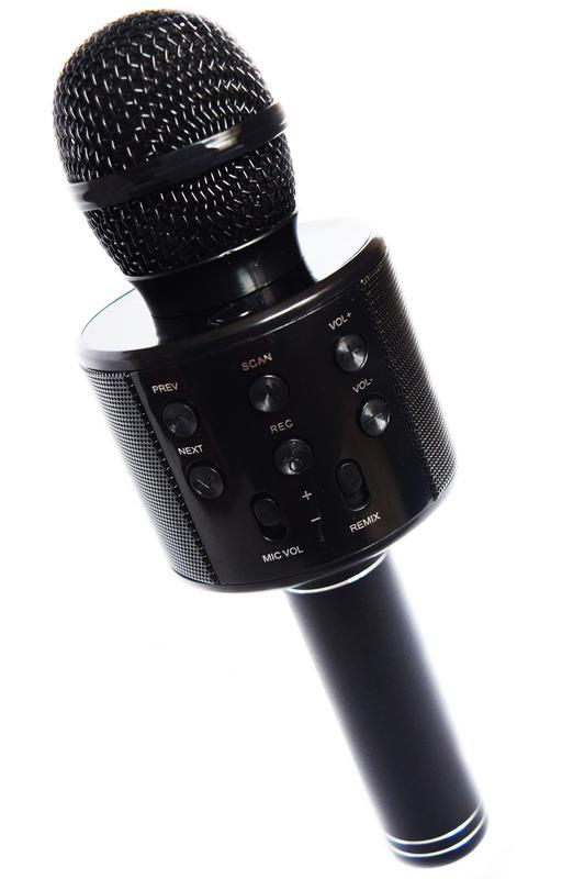 Микрофон Караоке Wester WS-858 - Фото 7