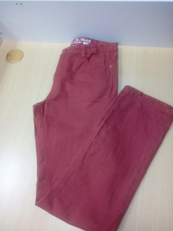 Джинсы, брюки,  подростковые, на мальчика, рост 164