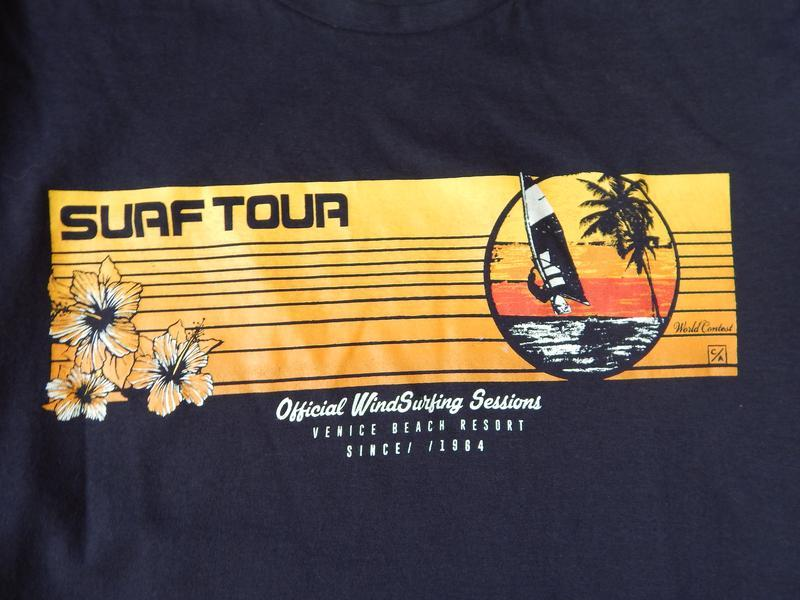 Обалденная мужская футболка от cedarwood state. размер xl. - Фото 2