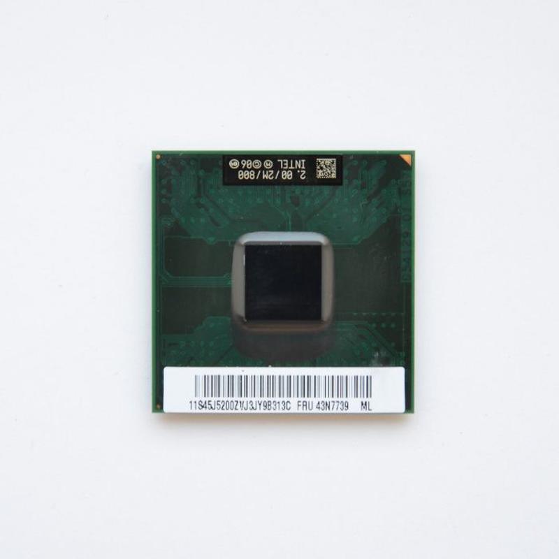 Процессор Intel Core 2 Duo T5870 2GHz PGA478 для ноутбука CPU ...