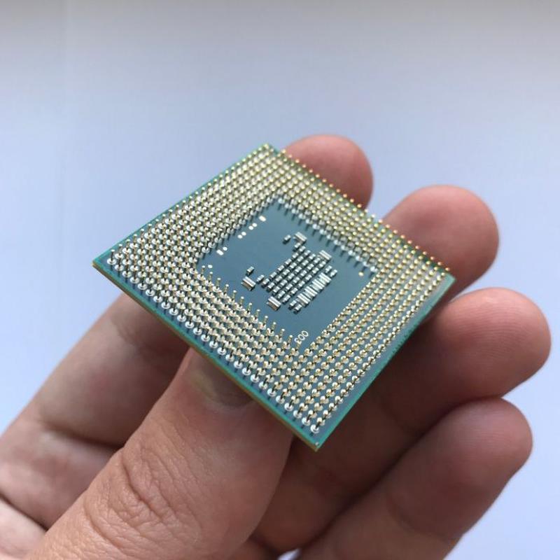 Процессор Intel Core 2 Duo T5870 2GHz PGA478 для ноутбука CPU ... - Фото 3