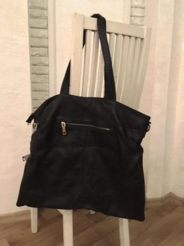 Сумка новая кожаная сумочка женская - Фото 2