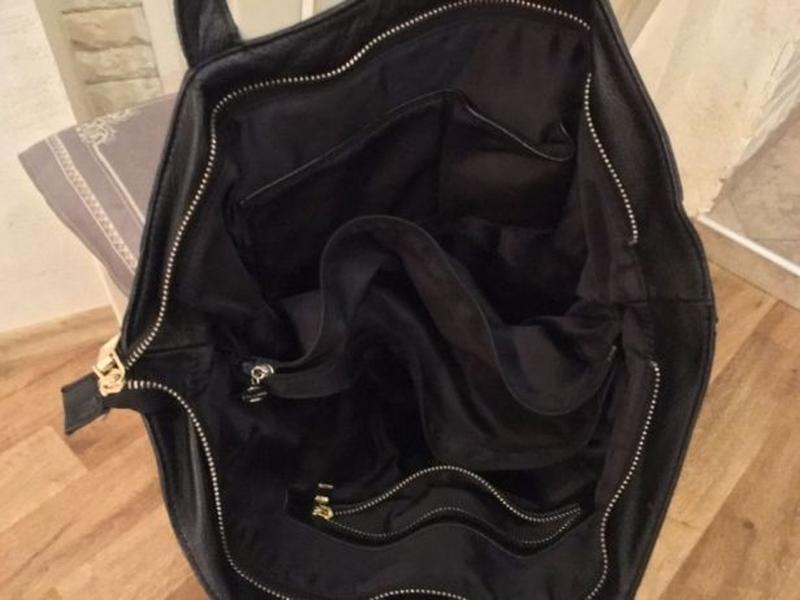 Сумка новая кожаная сумочка женская - Фото 4