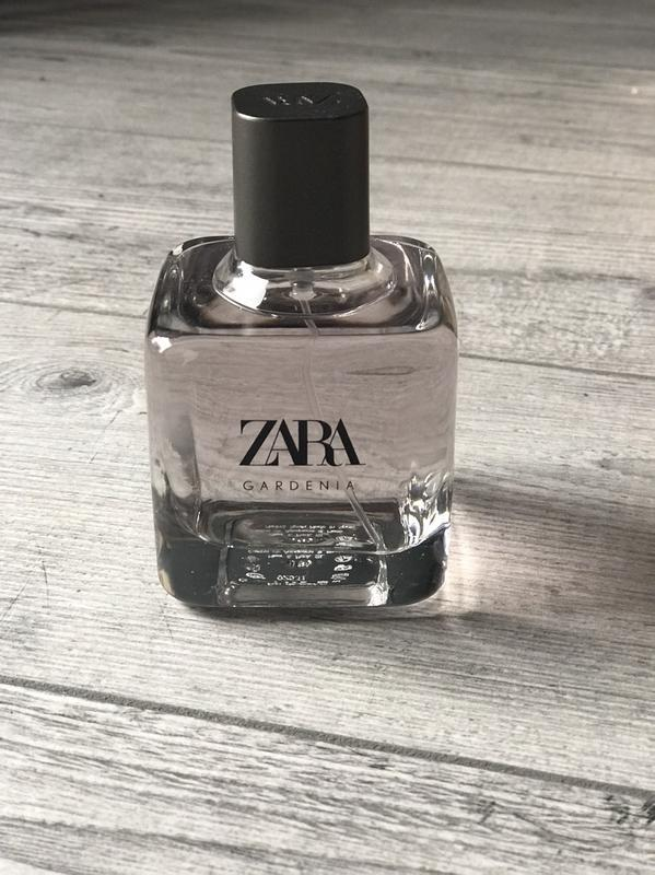 Духи zara gardenia/парфюм/туалетная вода/парфуми/туалетна вода