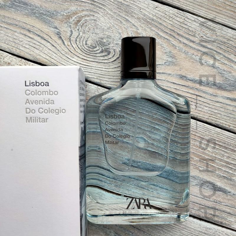 Zara lisboa colombo aventida  духи парфюмерия туалетная вода о...