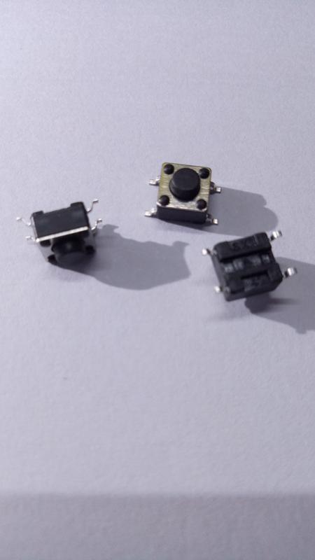 Кнопка 6х6х5 мм