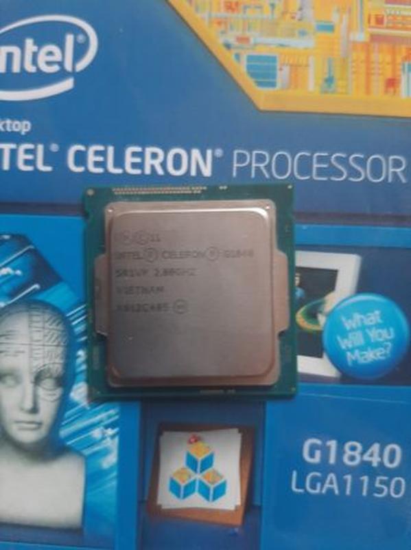 Intel Celeron G1840 s1150 BOX