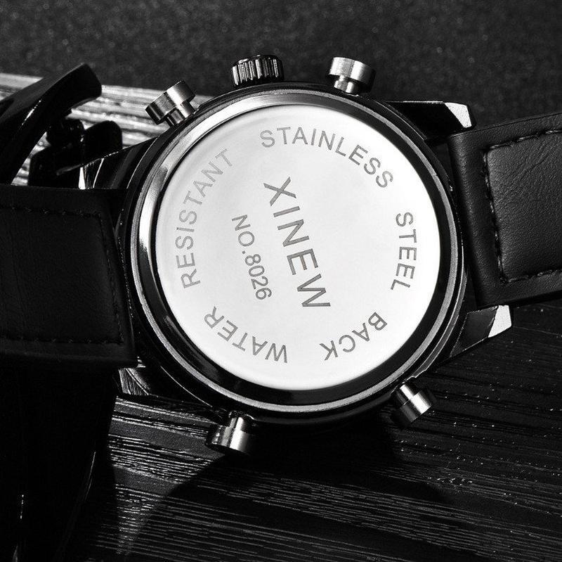 Мужские наручные часы армейские - Фото 3