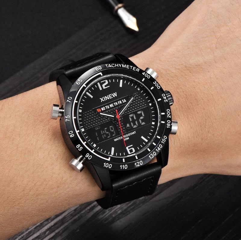 Мужские наручные часы армейские - Фото 4