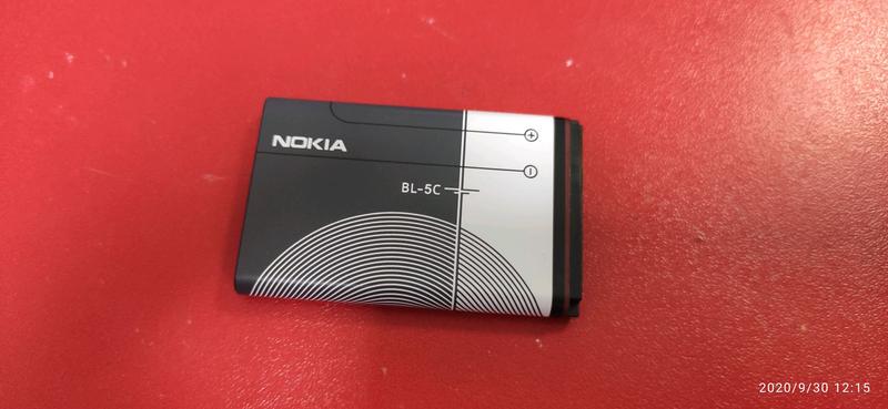 Аккумулятор Nokia BL-5C original 1020mAh